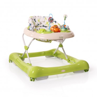 Cangaroo Baby Walker Lucky, Green